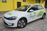 E-Golf u Partneru